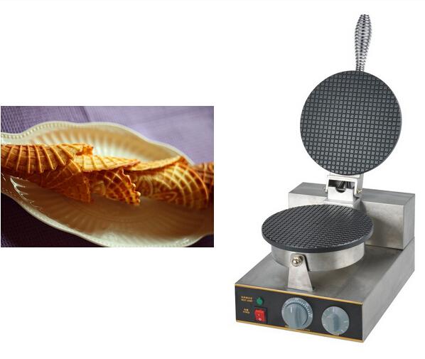 cone-waffle-machine